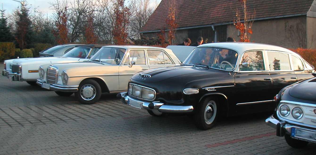 Gebrauchtfahrzeuge und Oldtimer