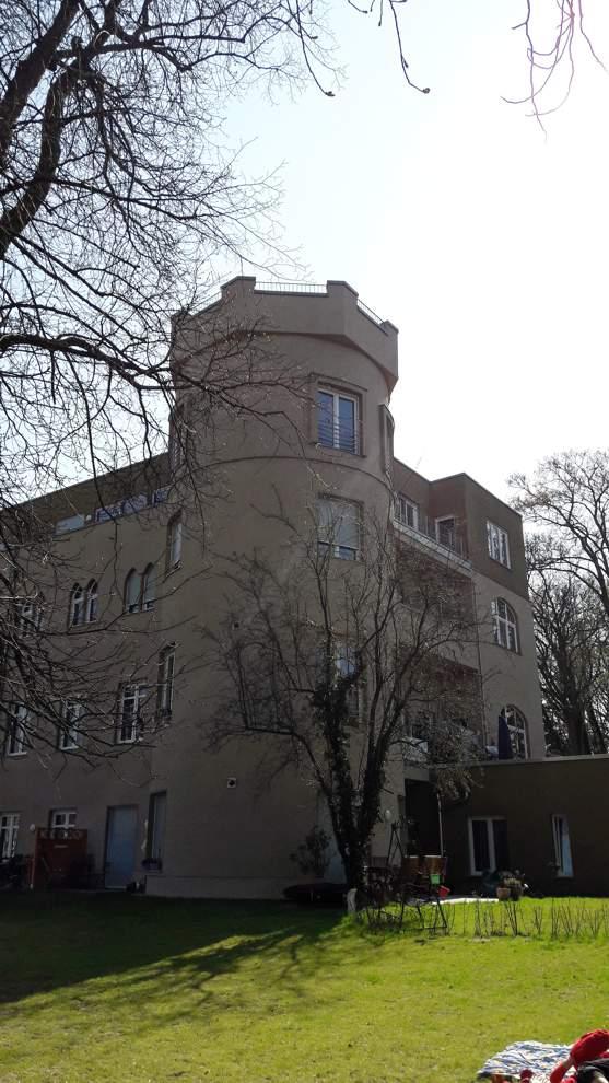 Havelblick Ansicht Turm nachher