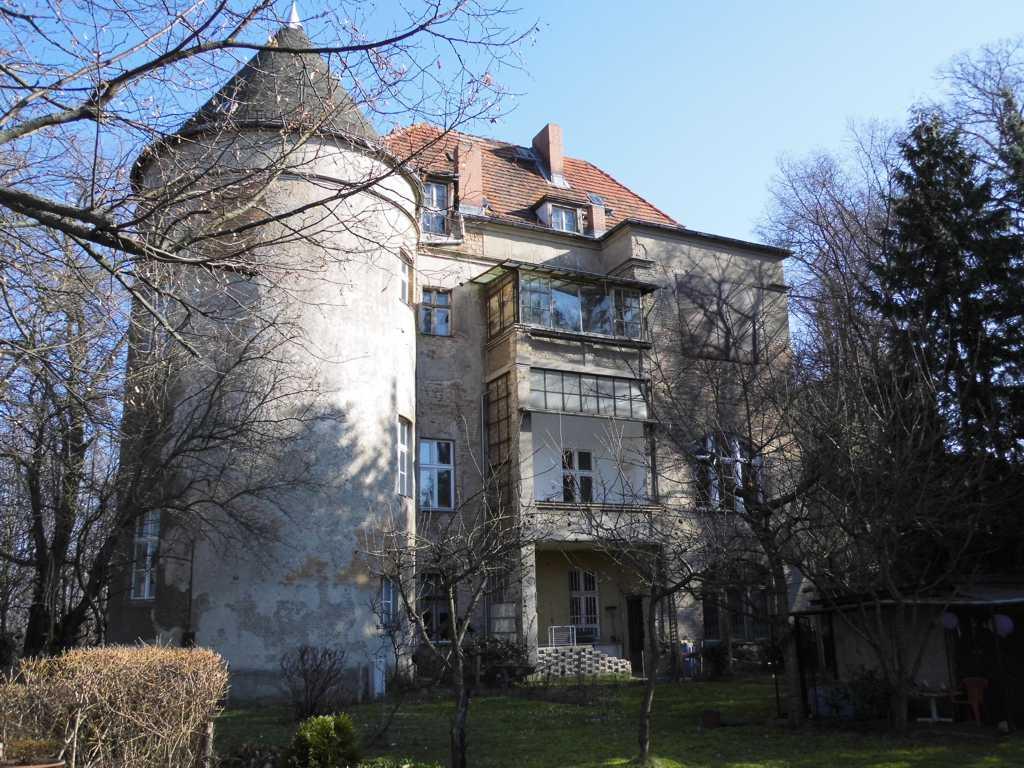 Havelblick Ansicht Turm vorher