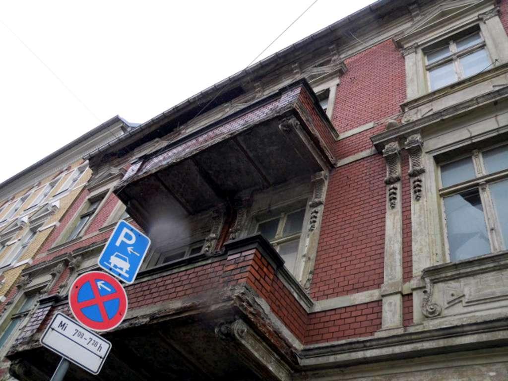 LuStr Fassade vorher 1