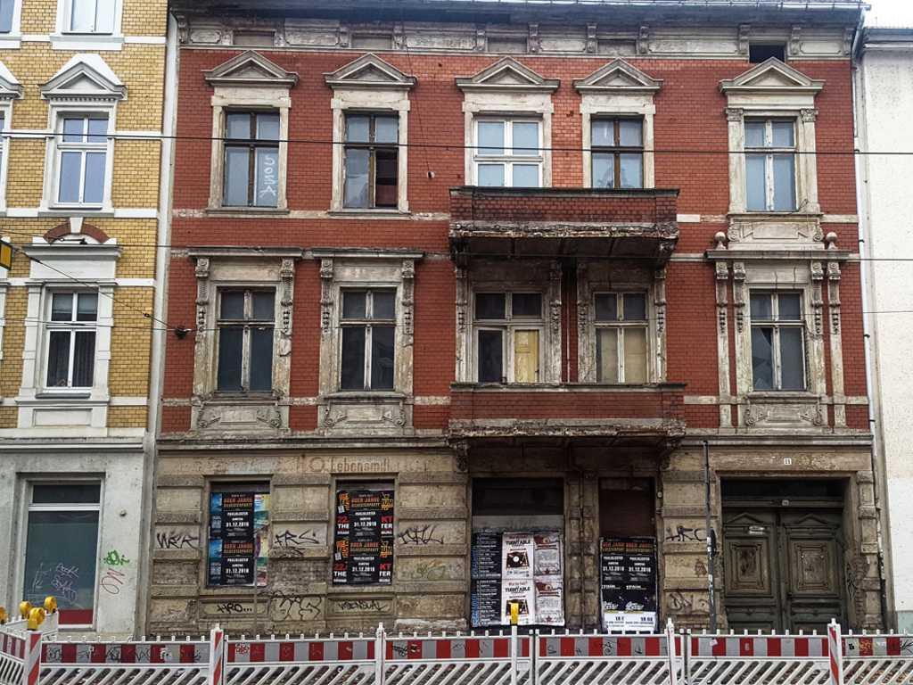 LuStr Fassade vorher 2